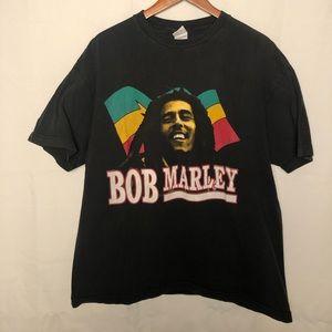 Vintage Bob Marley T Shirt